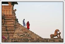 Tempels Khajuraho - India