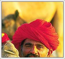 Inwoner Rajasthan - India