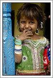 Meisje Gujarat
