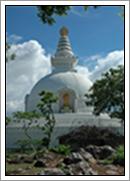 Stupa Rajgir