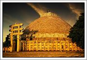 Stupa Sanchi - India