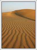 woestijn bij jaisalmer