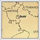 Kaart Delhi - Inda