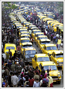 taxi\'s india