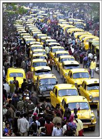 taxi\'s india