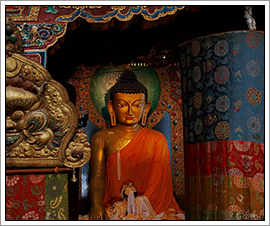 Tawang Klooster